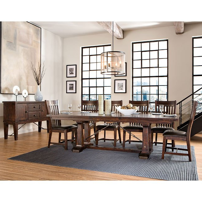 Most Recent Hayden Dining Room Set Intercon Furniture, 5 Reviews (View 17 of 20)