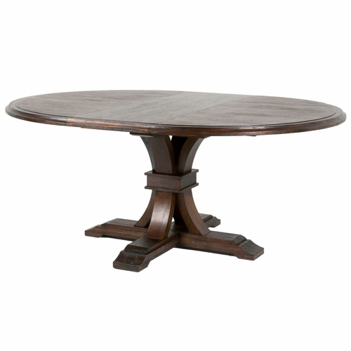 Most Recent Jaxon Round Extension Dining Tables Regarding Round Extension Dining Table – Dining Room Ideas (View 13 of 20)