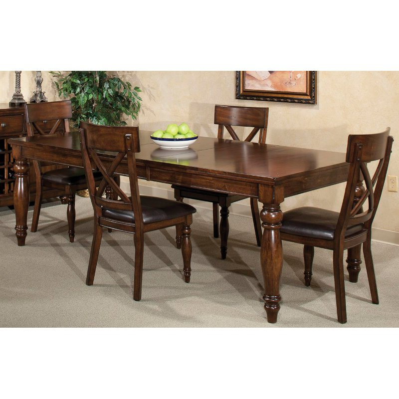 Most Recent Kingston Dining Tables And Chairs With Regard To Raisin Dining Table – Kingston (View 8 of 20)