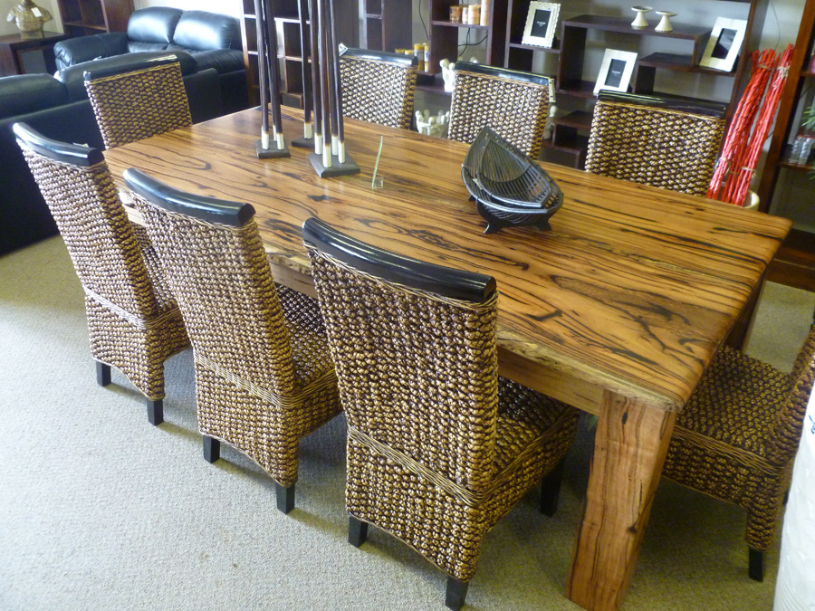 Most Recent Marri Slab Dining Table « Arcadian Concepts – Specialising In Solid Pertaining To Perth Dining Tables (View 8 of 20)