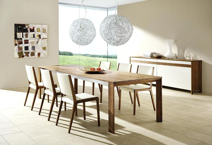 Most Recent Modern Dining Tables And Chairs In Modern Dining Table And Chairs – Kuchniauani (View 8 of 20)
