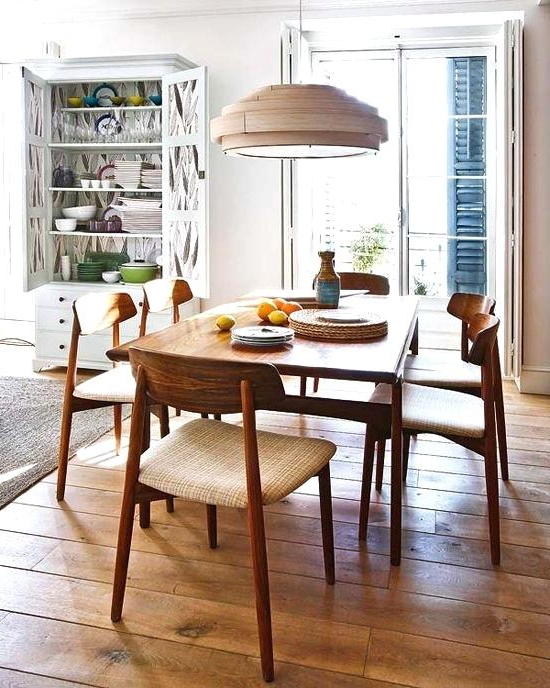 Most Recent Retro Glass Dining Tables And Chairs With Extraordinary Retro Dining Room Furniture Glass Best Teak Dining (View 8 of 20)