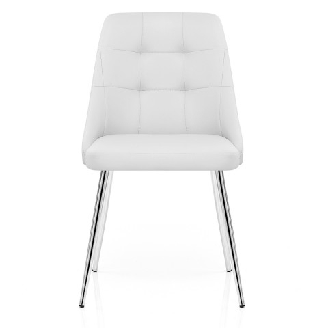 Most Recent Shanghai Dining Chair White – Atlantic Shopping Pertaining To White Dining Chairs (View 7 of 20)
