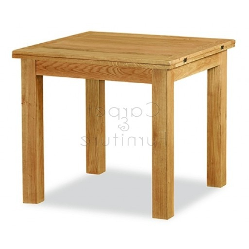 Most Recent Square Extendable Dining Tables Regarding Winchester Petite Square Extendable Dining Table (View 9 of 20)