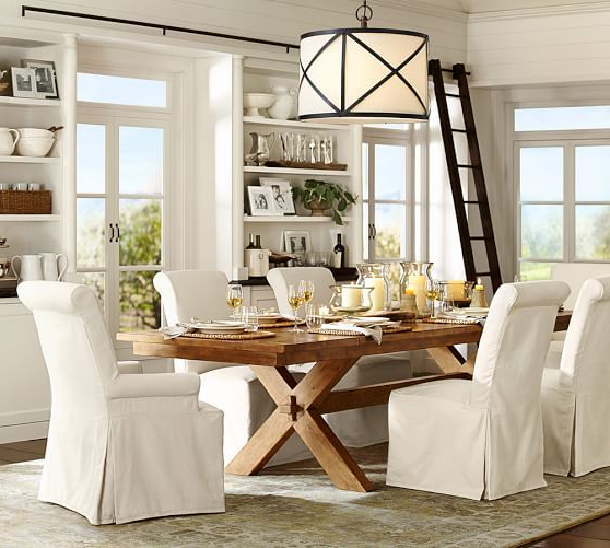 Most Recent Toscana Dining Tables With Our Toscana Extending Dining Table Makes Curating A Lovely Tabletop (View 3 of 20)