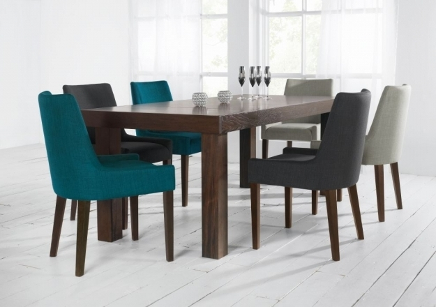 Most Recently Released Charcoal Dining Chairs Inside Buy Bentley Designs Ella Walnut Charcoal Scoop Back Dining Chair (View 16 of 20)