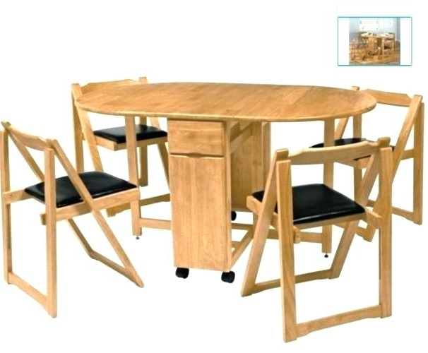 Most Recently Released Cheap Folding Dining Tables Pertaining To Folding Dining Table And Chairs Fold Away Photo Of Set Amazing Chair (View 11 of 20)