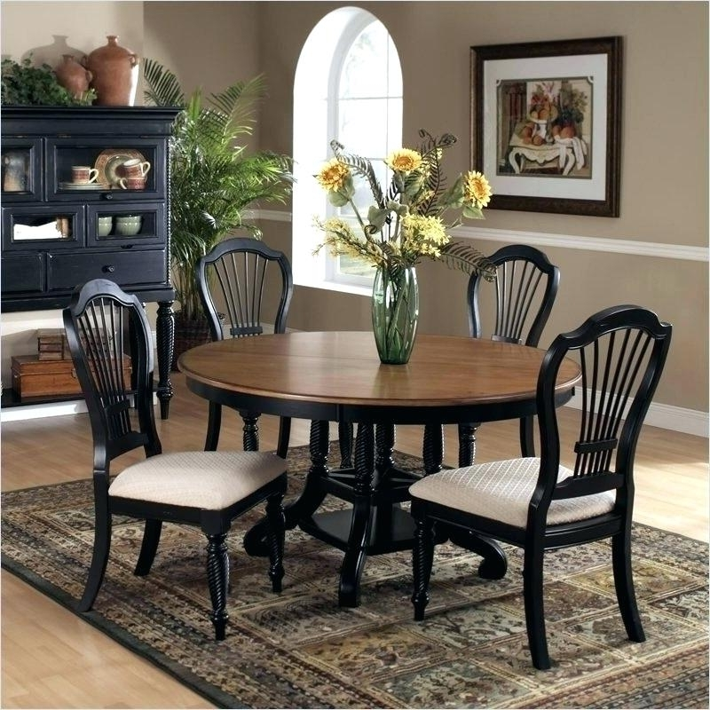 Most Recently Released Circular Dining Tables For 4 Intended For Small Circle Dining Table – Ecolife (View 13 of 20)