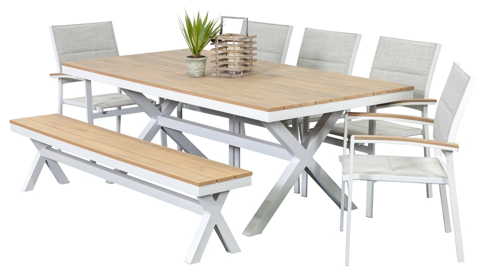 Most Recently Released Create Your Favorite Spot Of Dining In Homes With Outdoor Dining Inside 8 Seat Outdoor Dining Tables (View 15 of 20)
