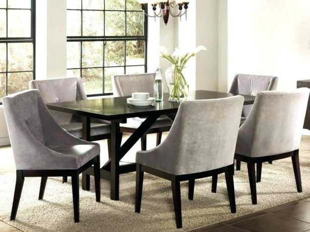 Most Recently Released Dining Room Dining Room Chairs With Armrests Upholstered Dining Within Beech Dining Tables And Chairs (View 13 of 20)