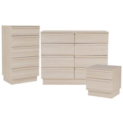 Most Recently Released Ev 1 Gg Valencia Collection 3 Piece Dresser, Chest Of Drawers And Inside Valencia 3 Piece Counter Sets With Bench (View 6 of 20)