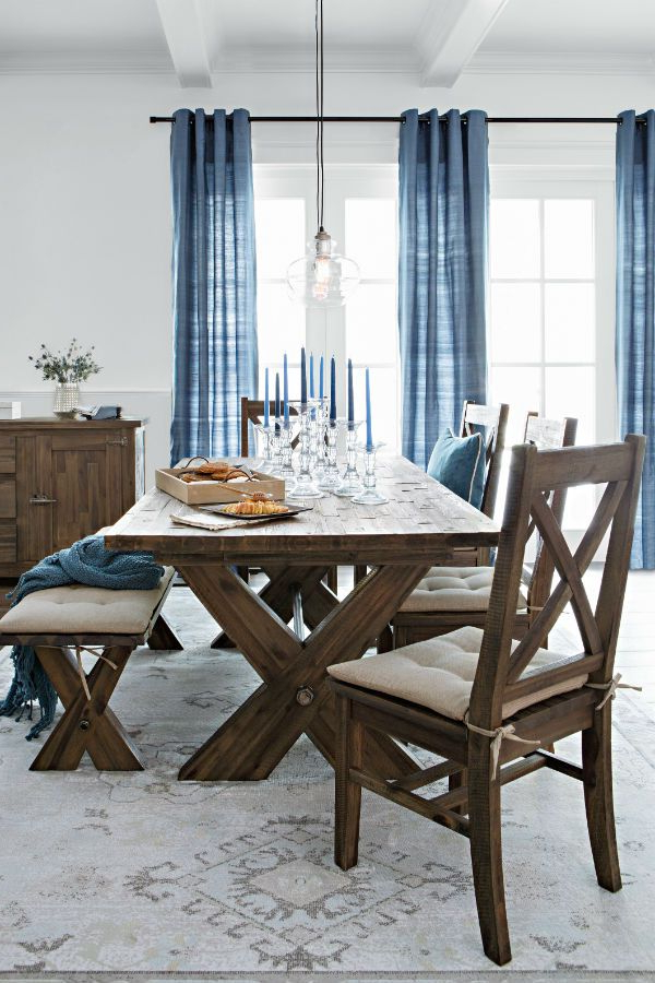 Most Recently Released Mallard 6 Piece Extension Dining Sets Pertaining To Mallard 6 Piece Extension Dining Set (View 15 of 20)