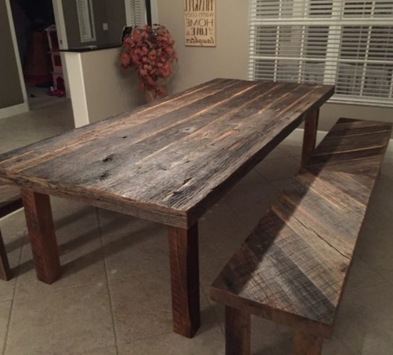 Most Recently Released Orlando Reclaimed Wood Tables (View 14 of 20)