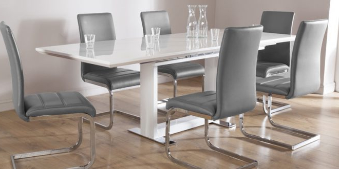 Most Recently Released Perks Of Choosing White Dining Table And Chairs – Blogbeen For Smartie Dining Tables And Chairs (View 9 of 20)