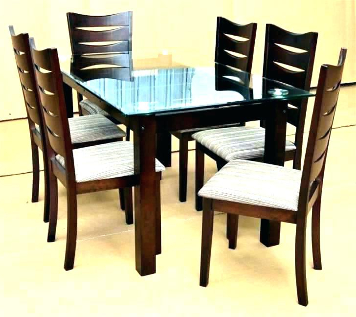 Most Recently Released Rectangle Dining Set – Qasync – Regarding Palazzo 6 Piece Rectangle Dining Sets With Joss Side Chairs (View 10 of 20)