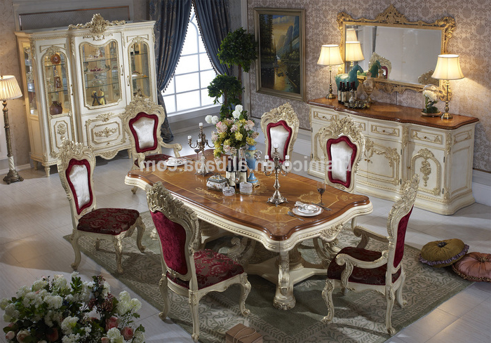 Most Recently Released Royal Dining Tables Throughout (View 20 of 20)