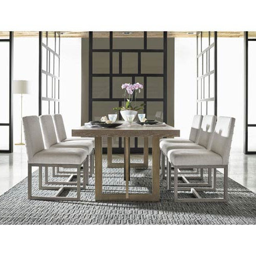 Most Recently Released Universal Dining Tables Within Universal Furniture Jamison Dining Table (View 19 of 20)