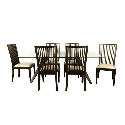 Most Recently Released Vogue Rectangular Dining Table, Rs 18000 /set, Vogue Furniture For Vogue Dining Tables (View 18 of 20)