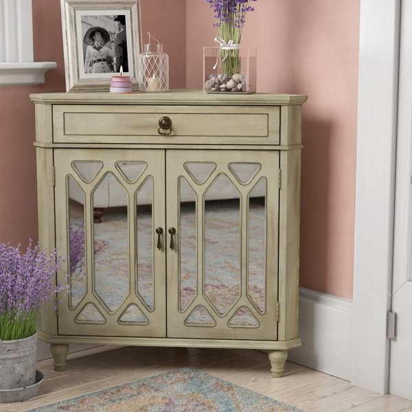 Most Up To Date 1 Drawer 2 Door Accent Cabinet (View 17 of 20)