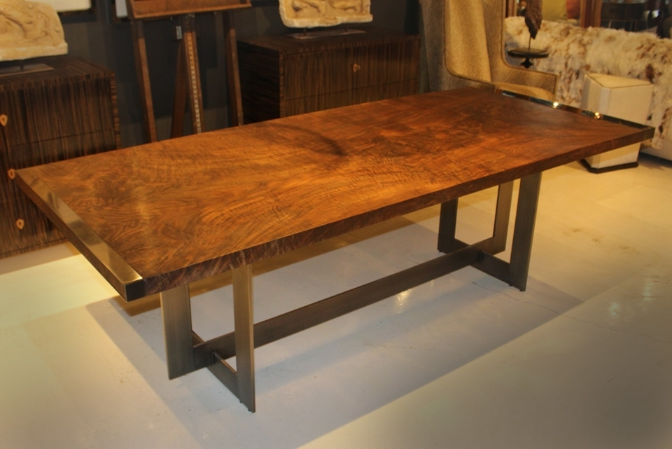 Most Up To Date Aspen Dining Tables For Walnut Dining Table Custom Furniture Aspen Design Room Intended For (View 18 of 20)