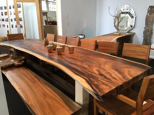 Most Up To Date Blue Moon Furniture – Authentically Sculpted Free Form Wood Furniture For Solid Wood Dining Tables (View 18 of 20)