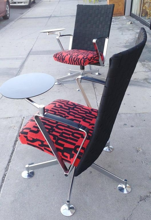 """Most Up To Date Burkhard Vogther """"web"""" Lounge Chairs With Gunnar Anderson """"letters Throughout Gunner Side Chairs (View 9 of 20)"""
