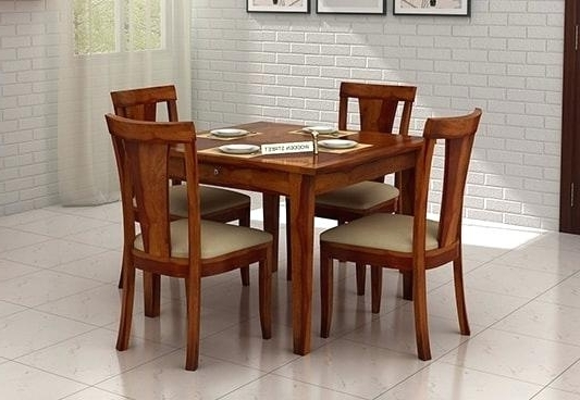 Most Up To Date Camden Dining Chairs Inside Dining Room Chairs Set Of 4 Camden Dining Room Furniture Set (View 16 of 20)