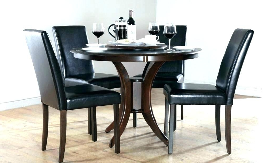 Most Up To Date Circular Dining Table – Arthritismom In Black Circular Dining Tables (View 9 of 20)