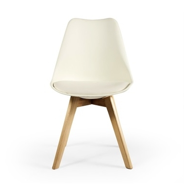 Most Up To Date Cole Ii White Side Chairs With Modern Dining Chairs (View 7 of 20)
