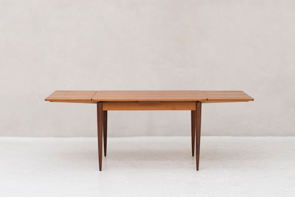Most Up To Date Danish Dining Table, 1960s For Sale At Pamono Intended For Danish Dining Tables (View 20 of 20)