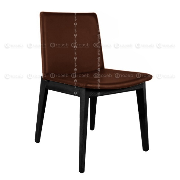 Most Up To Date Designer Chair Hong Kong, Dining Furniture – Raymond Upholstered Intended For Dark Brown Leather Dining Chairs (View 19 of 20)