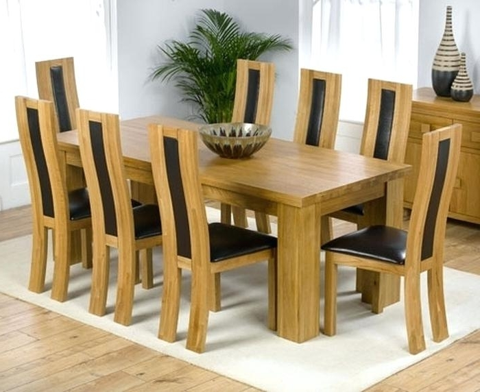 Most Up To Date Dining Table 8 Seat Set And Room Round – Beyondbusiness With Regard To 8 Chairs Dining Tables (View 3 of 20)