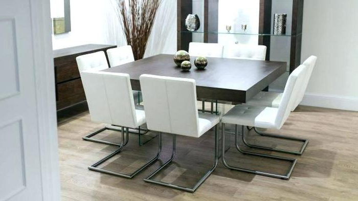 Most Up To Date Dining Tables Seats 8 In  (View 13 of 20)