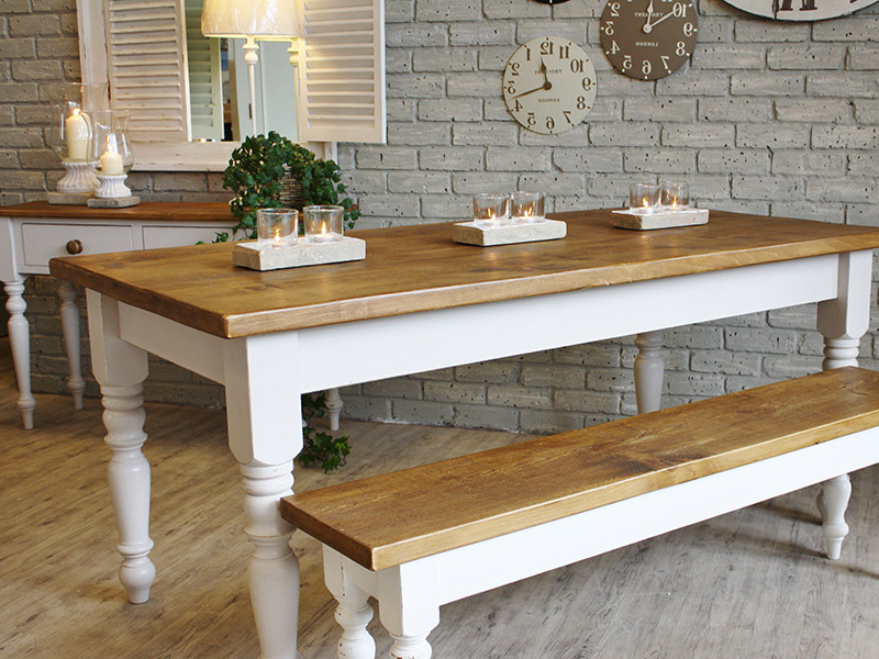 Most Up To Date French Farmhouse Dining Tables Inside French Farmhouse Dining Table – Farmhouse Dining Table Decorating (View 10 of 20)