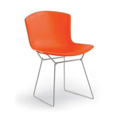 Most Up To Date Furniture Of The Brand Knoll – The Biggest Stock In Europe Of Design For Cole Ii Orange Side Chairs (View 12 of 20)