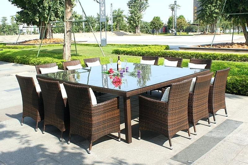 Most Up To Date Garden Dining Tables And Chairs Throughout Outside Tables And Chairs – Modern Computer Desk Cosmeticdentist (View 12 of 20)