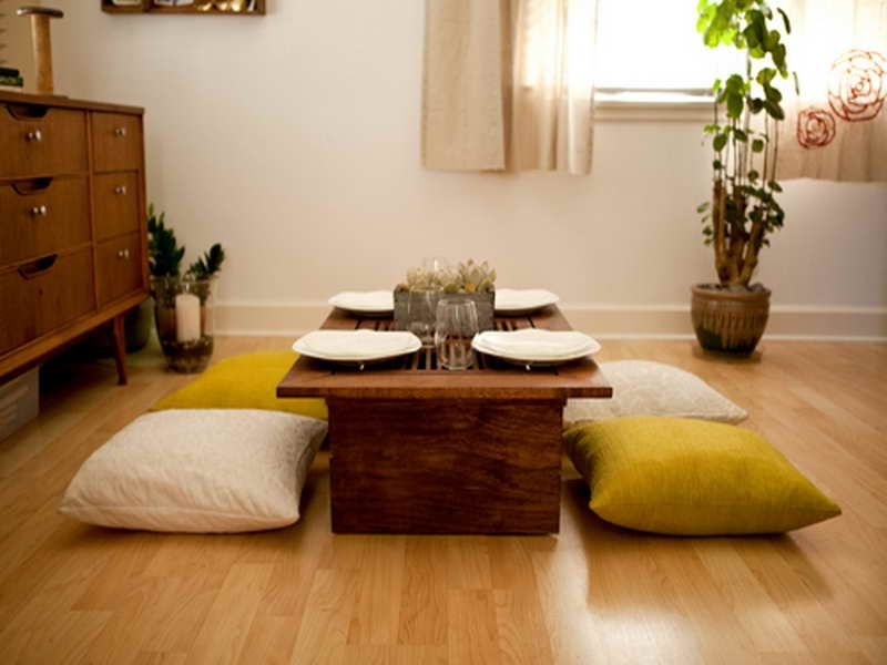 Most Up To Date Indian Style Dining Tables In Delightful Japanese Style Low Dining Table Ideas Awesome Japanese (View 4 of 20)