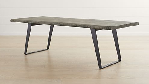 Most Up To Date Iron And Wood Dining Tables Within Shop Dining Room & Kitchen Tables (View 16 of 20)