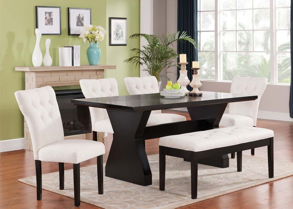 Most Up To Date Lindy Espresso Rectangle Dining Tables Inside Espresso Rectangular Dining Table – Dining Tables Ideas (View 4 of 20)