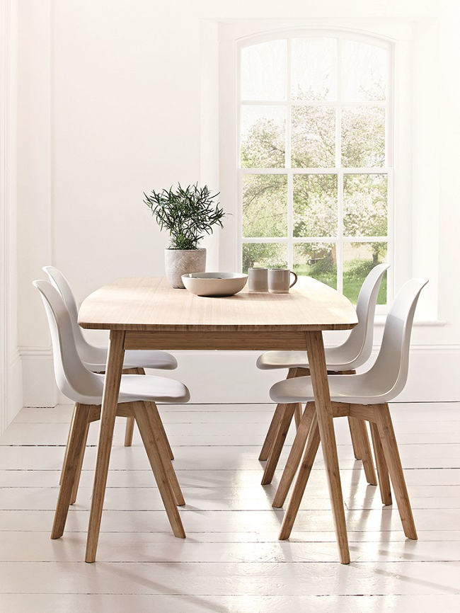 Most Up To Date London Dining Tables With Regard To Scandinavian Style Dining Room Furniture, Table And Chairs (View 17 of 20)