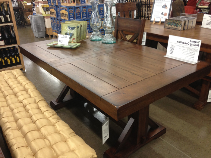 Most Up To Date Market Dining Tables For  (View 16 of 20)