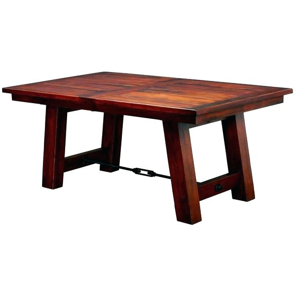 Most Up To Date Mission Round Dining Table Craftsman Legs Style Room Plans Intended For Craftsman Round Dining Tables (View 15 of 20)