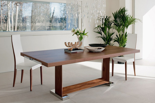 Most Up To Date Monaco Dining Tables In Monaco Extension Dining Table Cattelan Italia – Contemporary (View 10 of 20)
