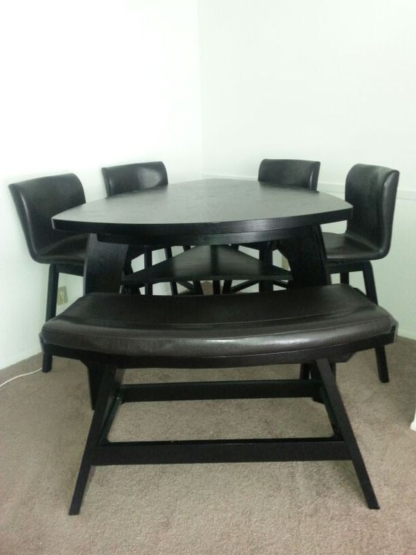 Most Up To Date Noah 6 Pc Counter Height Dining Room Set For Sale In Cypress, Tx For Noah Dining Tables (View 9 of 20)