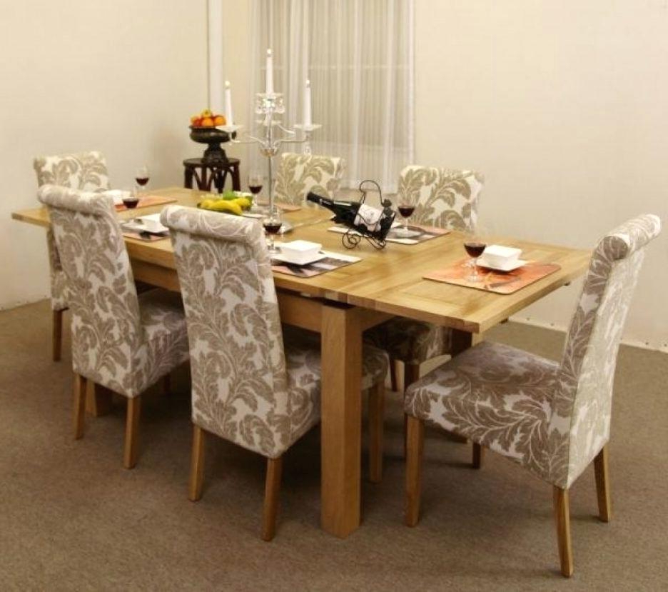 Most Up To Date Norwood 6 Piece Rectangle Extension Dining Sets Regarding Plain Design Dining Room Sets With Fabric Chairs Norwood 6 Piece (View 12 of 20)