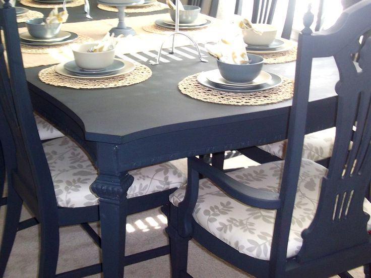 Most Up To Date Painted Dining Tables In Paint Dining Room Table Best Ideas For Painting Dining Room Table (View 15 of 20)
