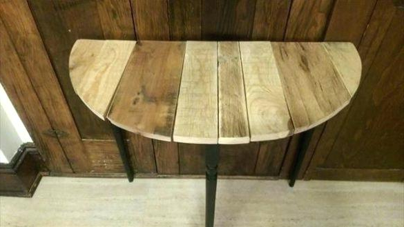 Most Up To Date Round Half Moon Dining Tables With Regard To Half Moon Dining Tables Dining Room Awesome Half Moon Dining Table (View 12 of 20)