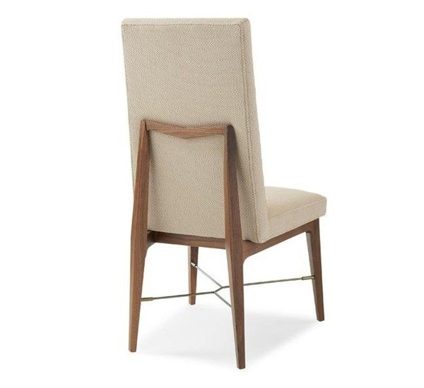 Most Up To Date Studio Chair : Modern Craftsman Dining Room : Dining – Chairs : Crf For Craftsman Upholstered Side Chairs (View 2 of 20)