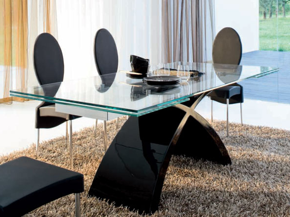 Most Up To Date Tokyo Dining Tables With Tokyo – Dining Table – Dining Rooms Toronto (View 8 of 20)