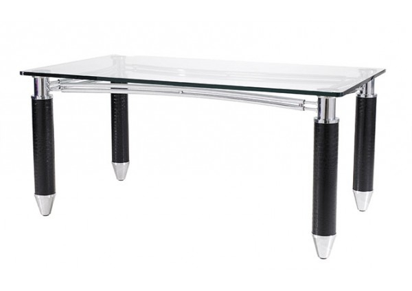Most Up To Date Vogue Dining Table  Glass Dining Table Only 1600X900X750 Model: Kt7068A Throughout Vogue Dining Tables (View 11 of 20)